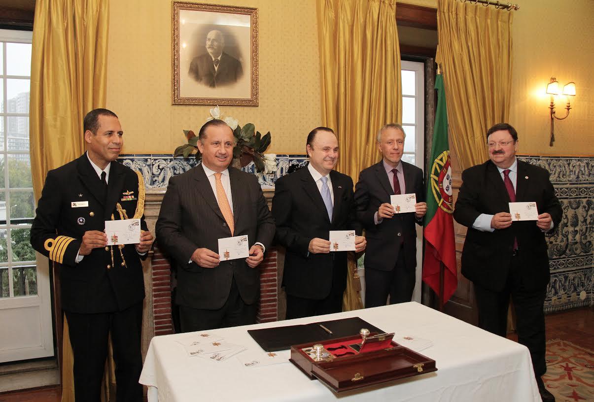 Centenário da Adidância de Defesa e Naval do Brasil em Portugal