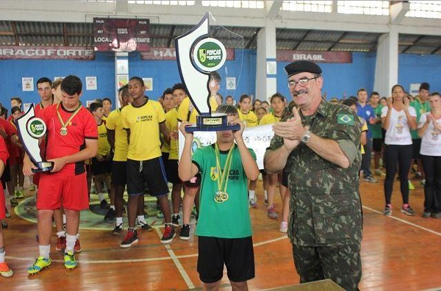 """3ª Divisão de Exército – II Jogos do Projeto Forças no Esporte na """"Capital dos Blindados"""""""