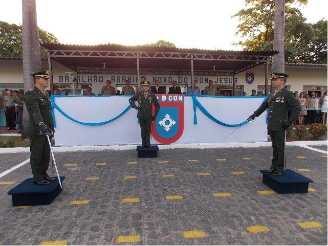 4º Batalhão de Comunicações – Passagem de Comando