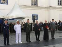 Comandantes Militares de Área, Vice-Governador, Arcebispo Metropolitano e o Prefeito de São Paulo