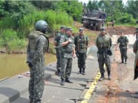 5 Batalho de Engenharia de Combate Blindado OperaCAo Tormenta 3
