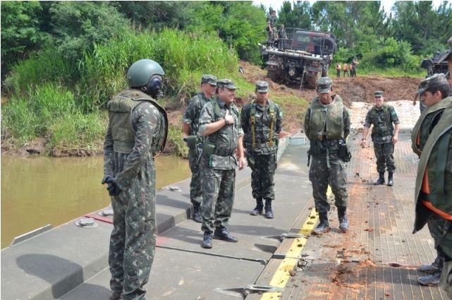 5° Batalhão de Engenharia de Combate Blindado – Operação Tormenta