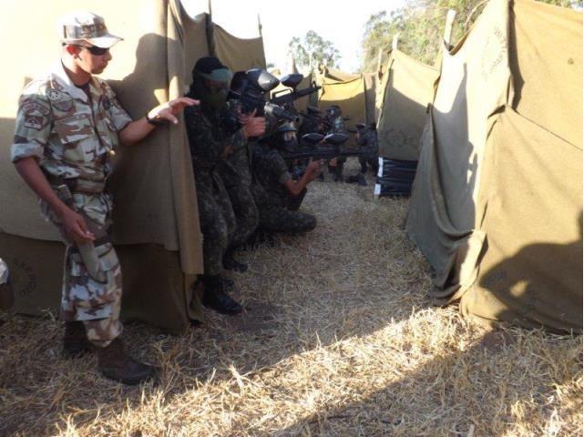 71º Batalhão de Infantaria Motorizado – Adestramento da tropa