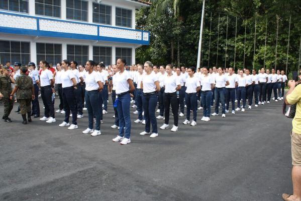 Escola de Especialistas recebe 611 novos alunos