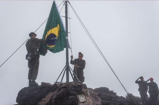 Edição mostra a conquista do topo do Brasil