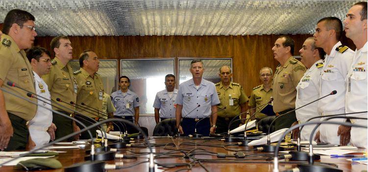 Defesa promove encontro preparatório com militares que vão assumir Missão da ONU no Haiti
