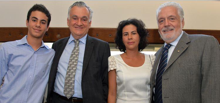 Ministro Jaques Wagner comparece à posse de Juca Ferreira, na Cultura