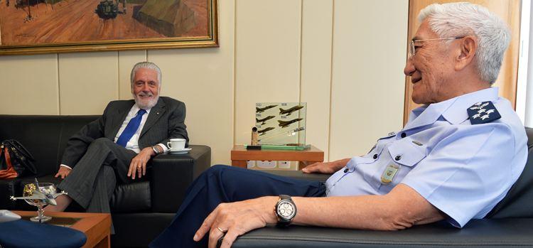 Ministro Jaques Wagner inicia visita aos comandos das Forças Armadas
