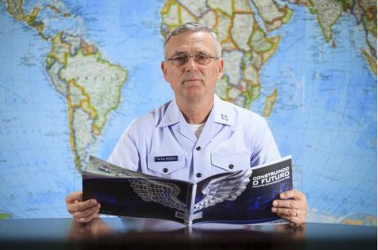 Tenente-Brigadeiro Rossato assume Comando da Aeronáutica no dia 30 de janeiro