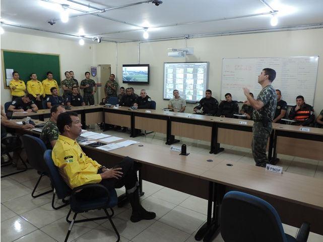 comando militar 1