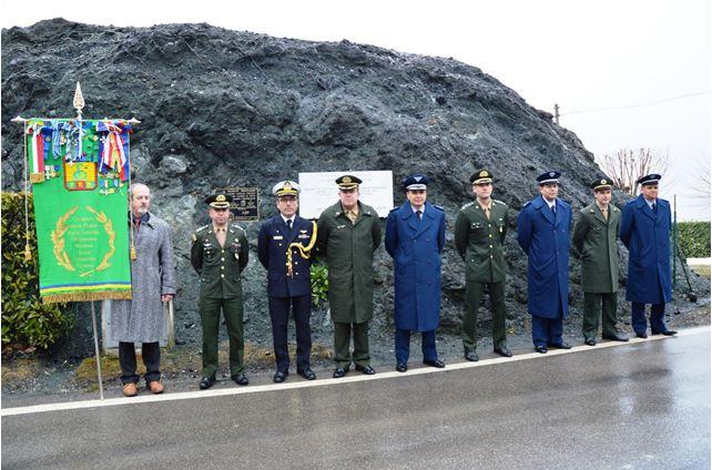 Cerimônia em homenagem aos 70 anos da Tomada de Monte Castelo