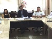 Reunião sobre Gerenciamento Costeiro
