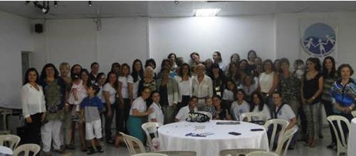 Voluntárias Cisne Branco – Seccional São Paulo iniciam atividades de 2015
