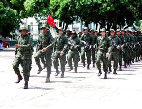 Marinha do Brasil participa de cerimônia alusiva aos 70 anos da Tomada de Monte Castelo