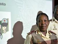 """A major-general Ndaba """"espera que todas estas experiências aqui no Brasil possam ser úteis na África do Sul"""""""