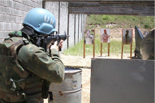 Centro Conjunto de Operações de Paz do Brasil realiza Estágio Preparatório para o BRABAT 22