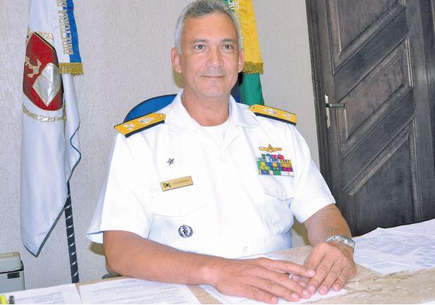 Diretor de ensino da Marinha, o Almirante Guerreiro fala sobre as vantagens da carreira militar