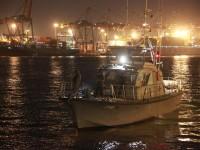 Inspeção Naval na área do Porto de Santos