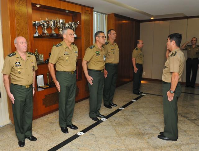 Centro de Comunicação Social do Exército comemora o seu 34º aniversário