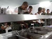 Comissão de Estudos de Alimentação das Forças Armadas visitou as cozinhas e refeitórios das Organizações Militares do Rio de Janeiro