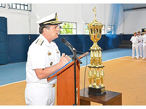 Comando-em-Chefe da Esquadra realiza Cerimônia de Abertura dos Jogos Anuais da Esquadra