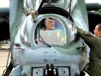 Ministro Jaques Wagner visita a Base Aérea de Porto Velho