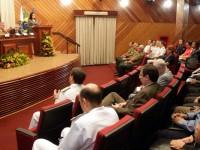 Evento é destinado a países integrantes da Convenção para Proibição de Armas Químicas (CPAQ)