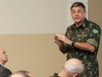 General Megid dá detalhes sobre a participação das Forças Armadas nas Olimpíadas  (Foto: Felipe Barra)