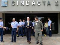 O Brasil conta com quatro unidades do Cindacta – Brasília, Manaus, Recife e Curitiba.