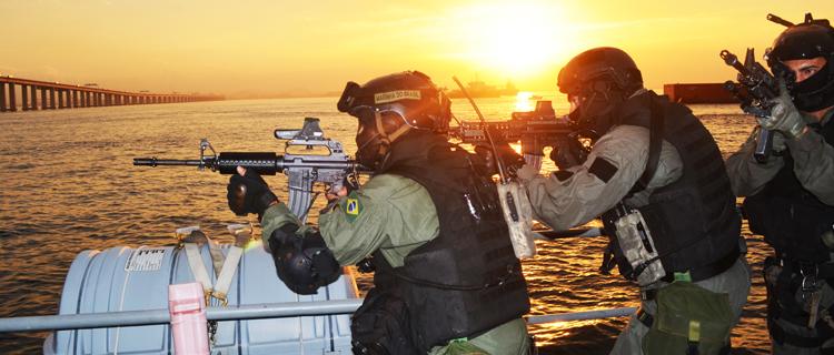 Segunda edição da Amazônia Azul prevê o emprego de 15 mil militares, 50 navios e 10 aeronaves em ações em toda a costa nacional