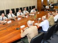 Oficiais-generais de Brasil e Portugal