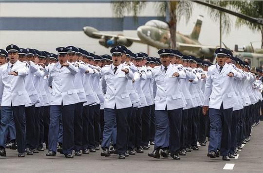 FAB tem mais de 24 mil militares especialistas