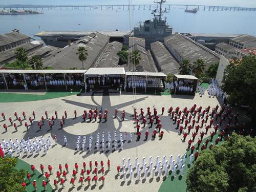 Corpo de Fuzileiros Navais celebra 207º aniversário