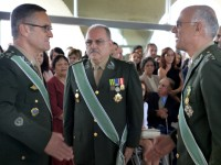 Comandante do Exército, Gen. Villas Bôas, presidiu a transmissão de cargo do EME entre os generais Adhemar da Costa e Sérgio Etchegoyen