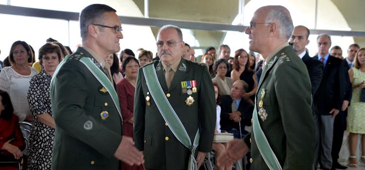 Estado-Maior do Exército Brasileiro tem novo chefe