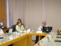 Wagner assistiu à apresentação do vice-chefe de Tecnologia da Informação e Comunicações do Exército, general Antonino dos Santos Guerra, sobre o programa