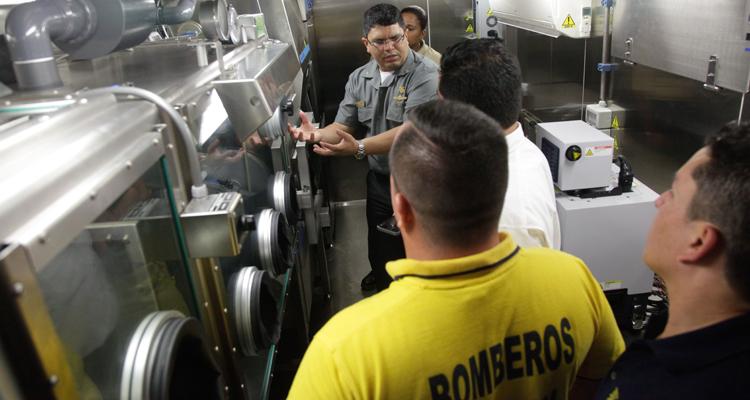 Laboratório já foi utilizado nas cidades de Natal (RN) e Salvador (BA) durante vistorias nos estádios usados na Copa do Mundo de 2014