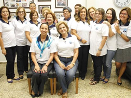 Voluntárias Cisne Branco tem nova Diretora Departamental