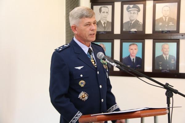 Major-Brigadeiro do Ar Volkmer é o novo comandante do II COMAR