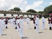 Solenidade foi realizada no Grupamento de Fuzileiros Navais de Brasília
