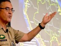 Em palestra, general Villas Bôas abordou a integração da Amazônia e afirmou que o Brasil até hoje não tem uma política específica para a região