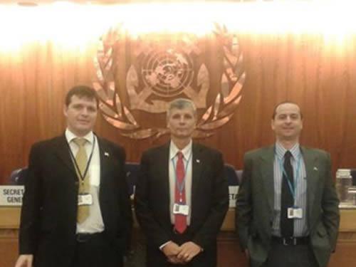 COMCONTRAM participa da 2ª Reunião do Sub Comitê de Navegação, Comunicações e Busca e Salvamento da IMO