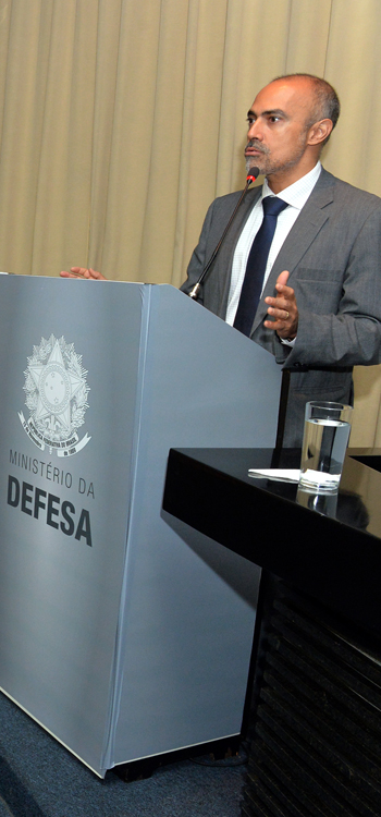 Professor Ramalho, secretário-geral da Esude/Unasul