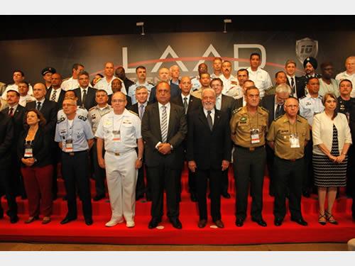 Marinha do Brasil participa da LAAD Defence & Security 2015