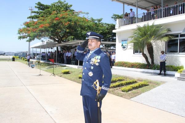 Terceiro Comando Aéreo Regional tem novo Comandante