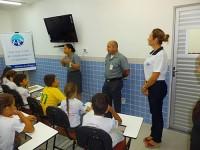 Atividades são realizadas com crianças da Casa de Apoio Escolar