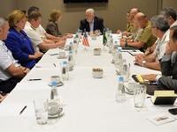 Jaques Wagner se reuniu com a delegação norte-americana que participará da LADD 2015: cooperação fortalecida