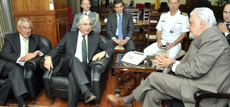 Brasil e Portugal discutem novas propostas para a proteção do Atlântico Sul