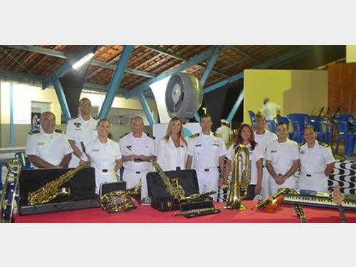 Voluntárias Cisne Branco – Seccional Manaus iniciam Projeto de Musicalização