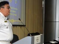 Almirante Flávio Augusto Viana Rocha, do Estado-Maior da Armada: Atlântico Sul é a prioridade da Marinha do Brasil